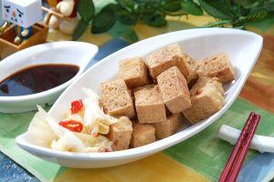 香酥炸豆腐