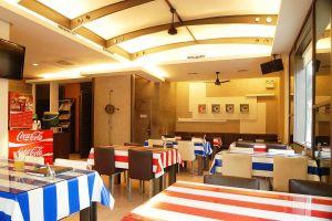 寬敞的空間,舒適的用餐環境