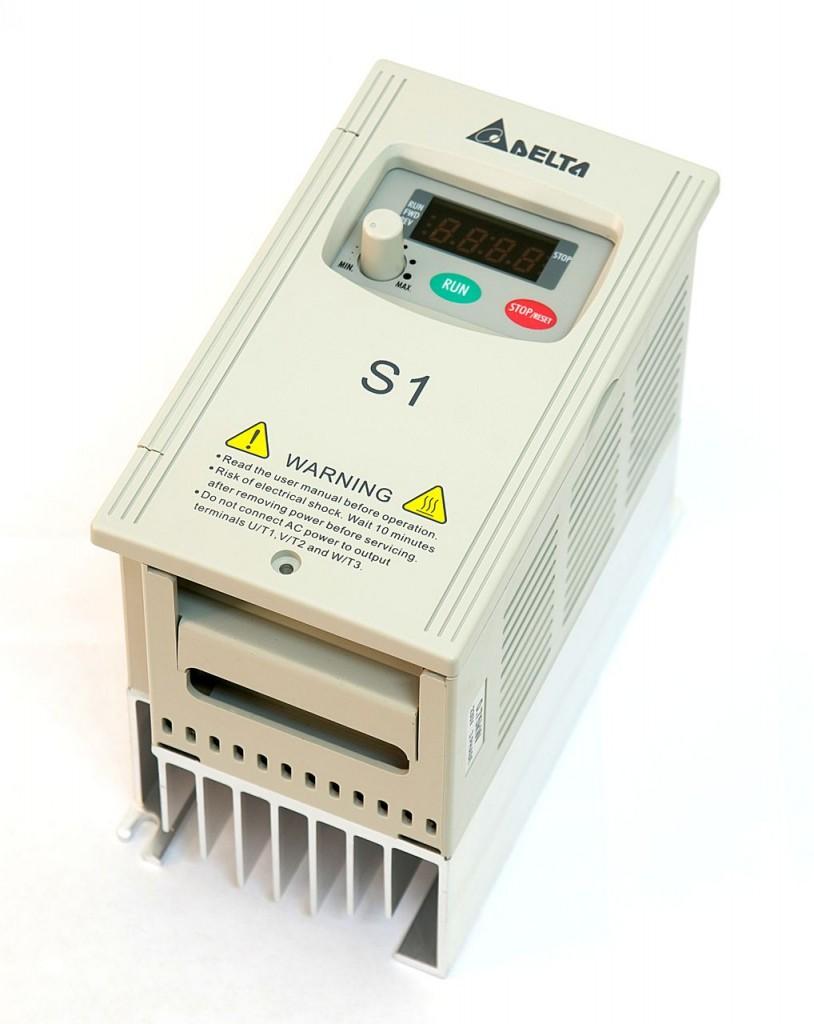 台达vfd-s type变频器